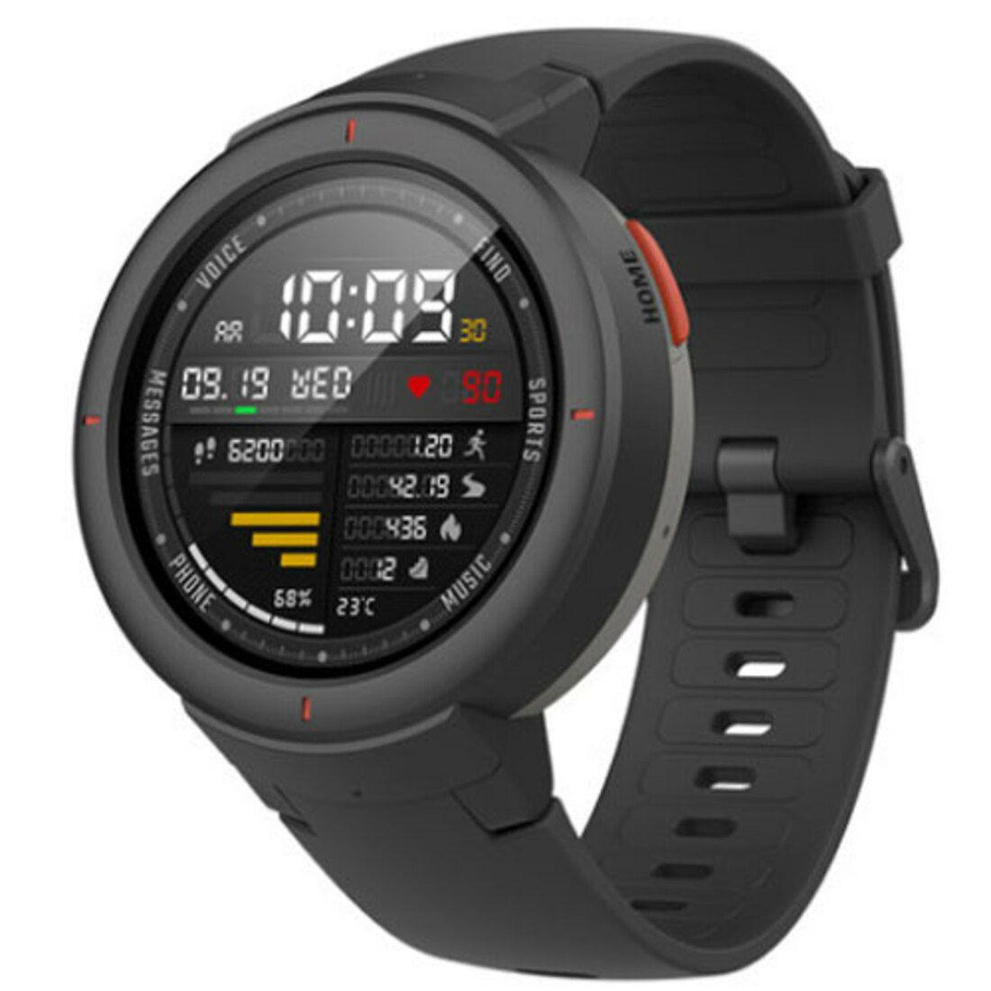 Smartwatch Relogio Amazfit Verge Preto