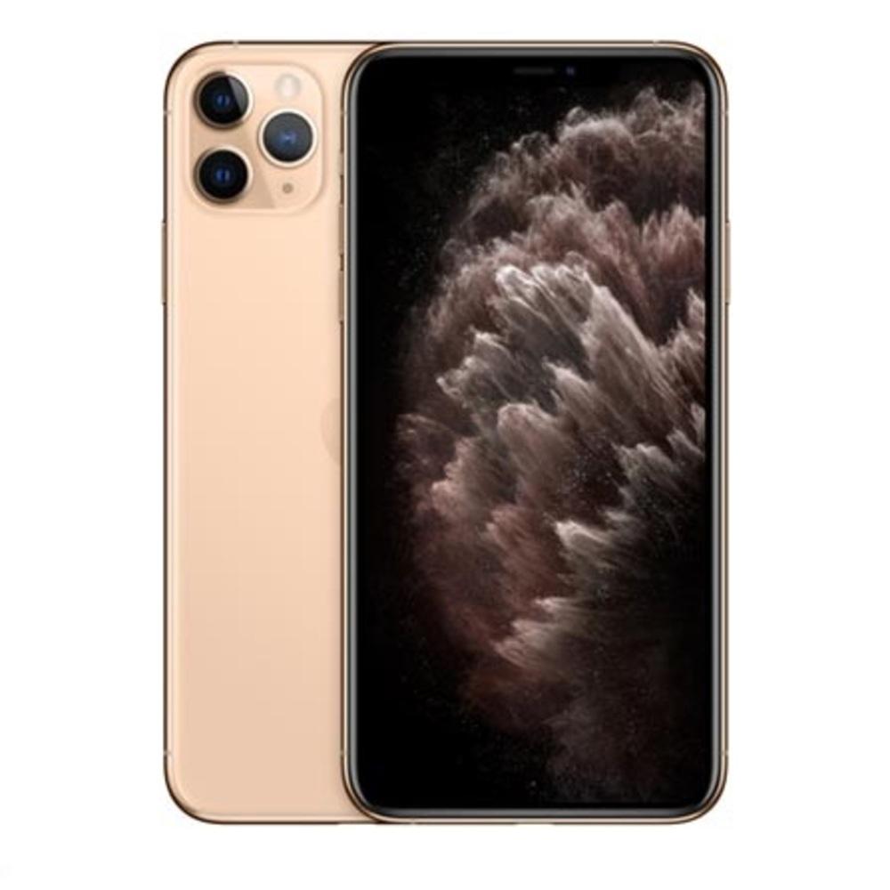 Vitrine: iPhone 11 Pro Apple 64GB Dourado Tela 5,8 Câmera Traseira Tripla 12MP iOS