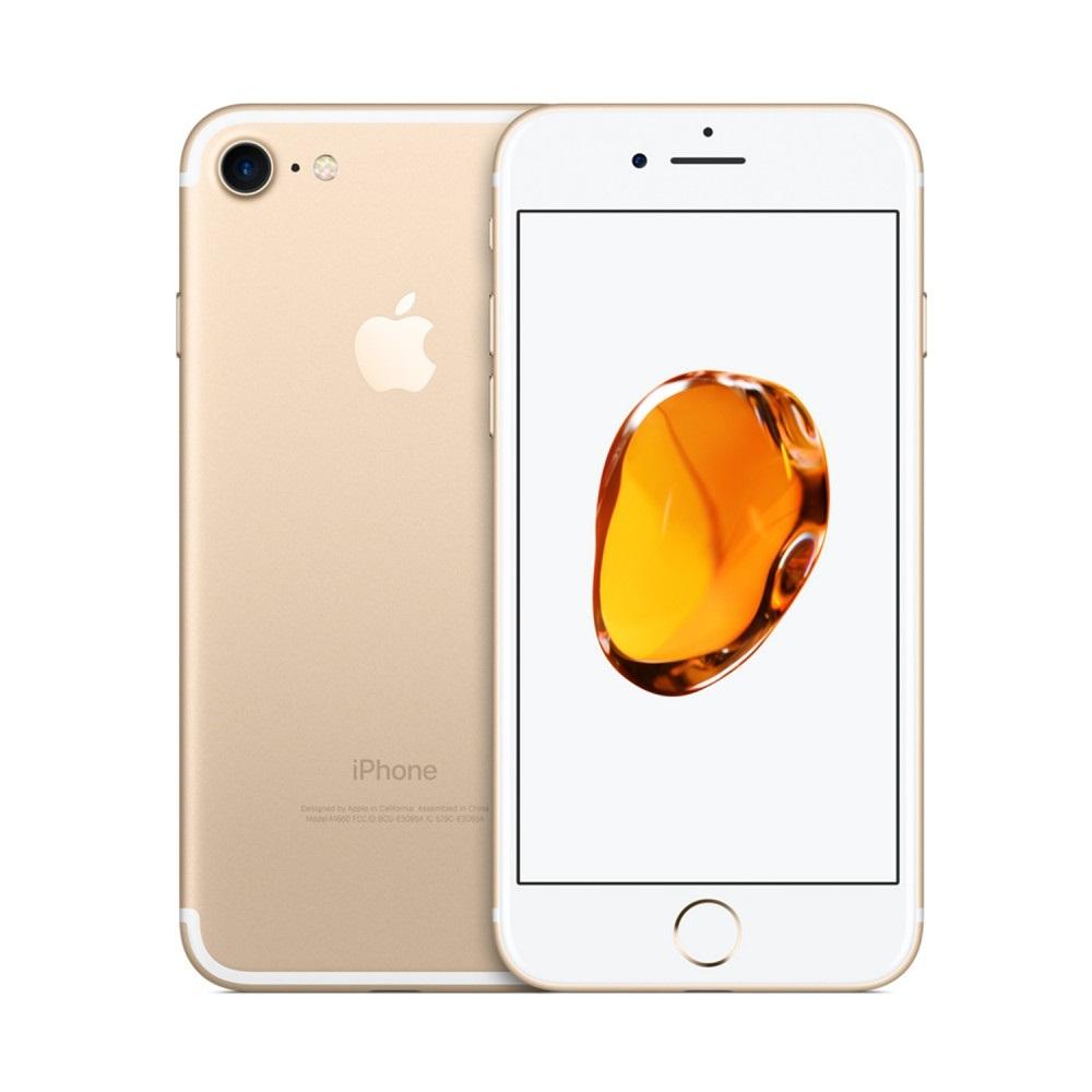 Vitrine: iPhone 7 Apple 128GB Dourado Tela 4,7 Câmera Traseira 12MP iOS