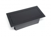 Caixa De Conexões Para Embutir Em Mesa Sem Conexões - QMF6-M