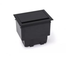 Caixa De Tomada Em Alumínio Para Embutir QM40-M