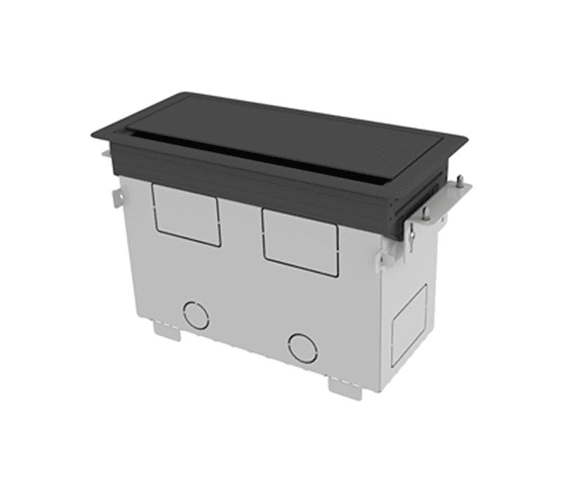 Caixa de Tomada Basic M4T Sem Conexão
