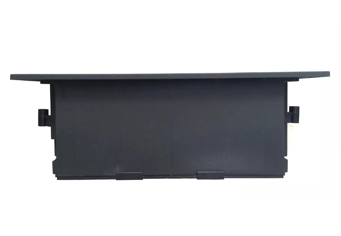 Caixa De Tomada Para Embutir Em Mesas QMF6-M42 Completa