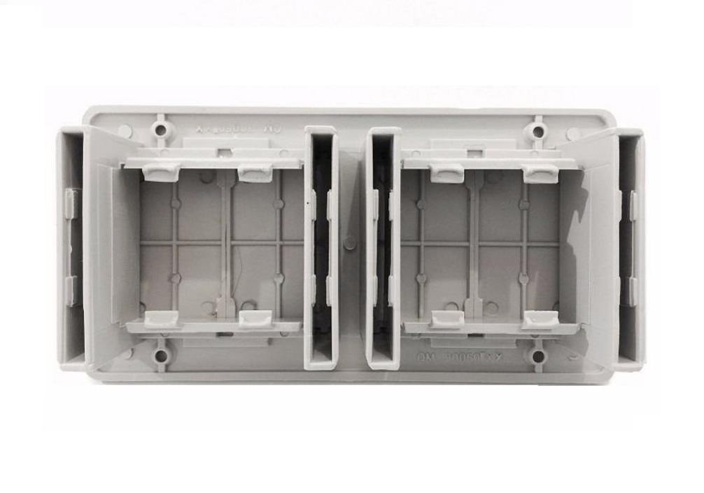 Caixa De Tomada Para Mesas Tomada + HDMI - QMF4-M24