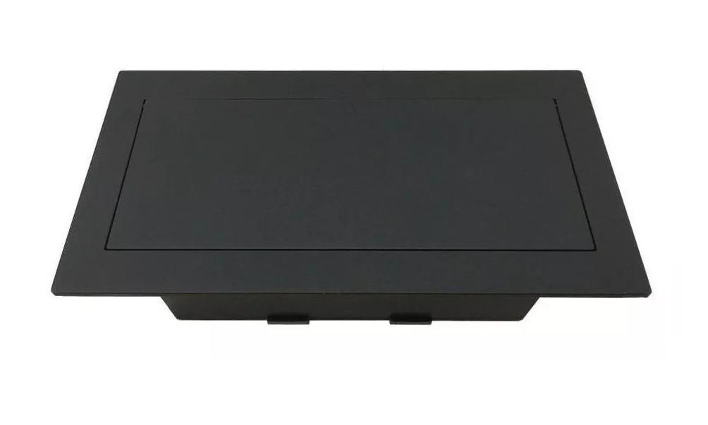 Caixa De Tomada Para Embutir Em Mesas - QMF6-M