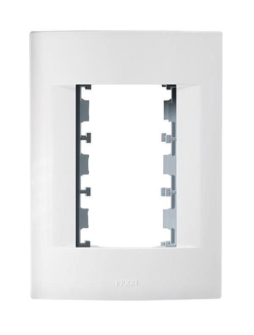 Espelho 4x2 Com Dimmer Rotativo, Tomada,  USB Carregador 1.5A