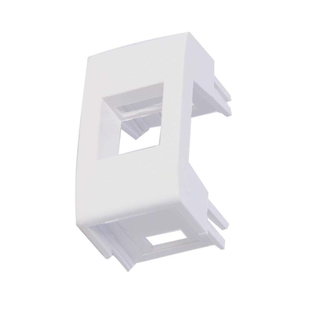 Espelho Hdmi 4x2 Conjunto Completo - H37