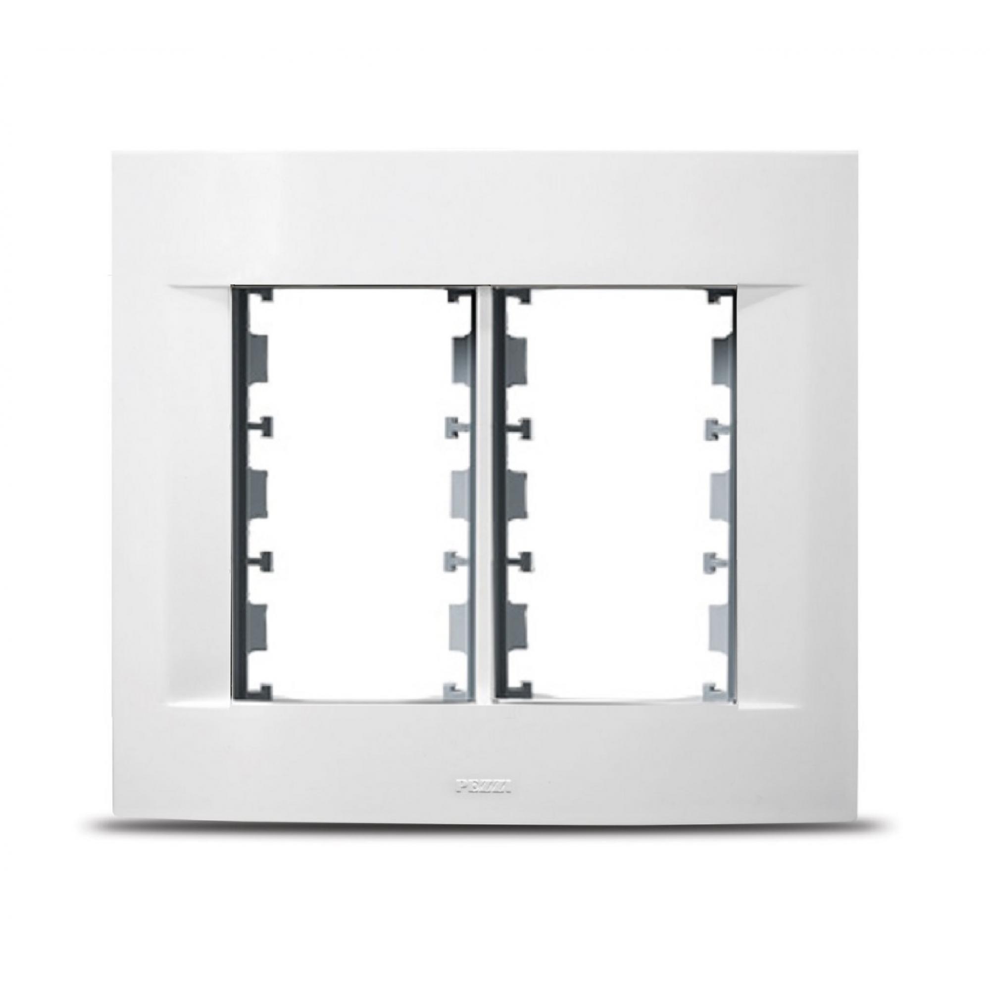 Espelho Hdmi 4x4 Completo, RJ45, USB Charger, Tomada - SHG1