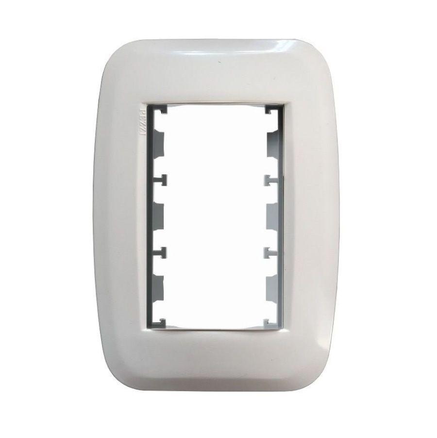 Espelho VGA 4x2 Conjunto Completo - H9