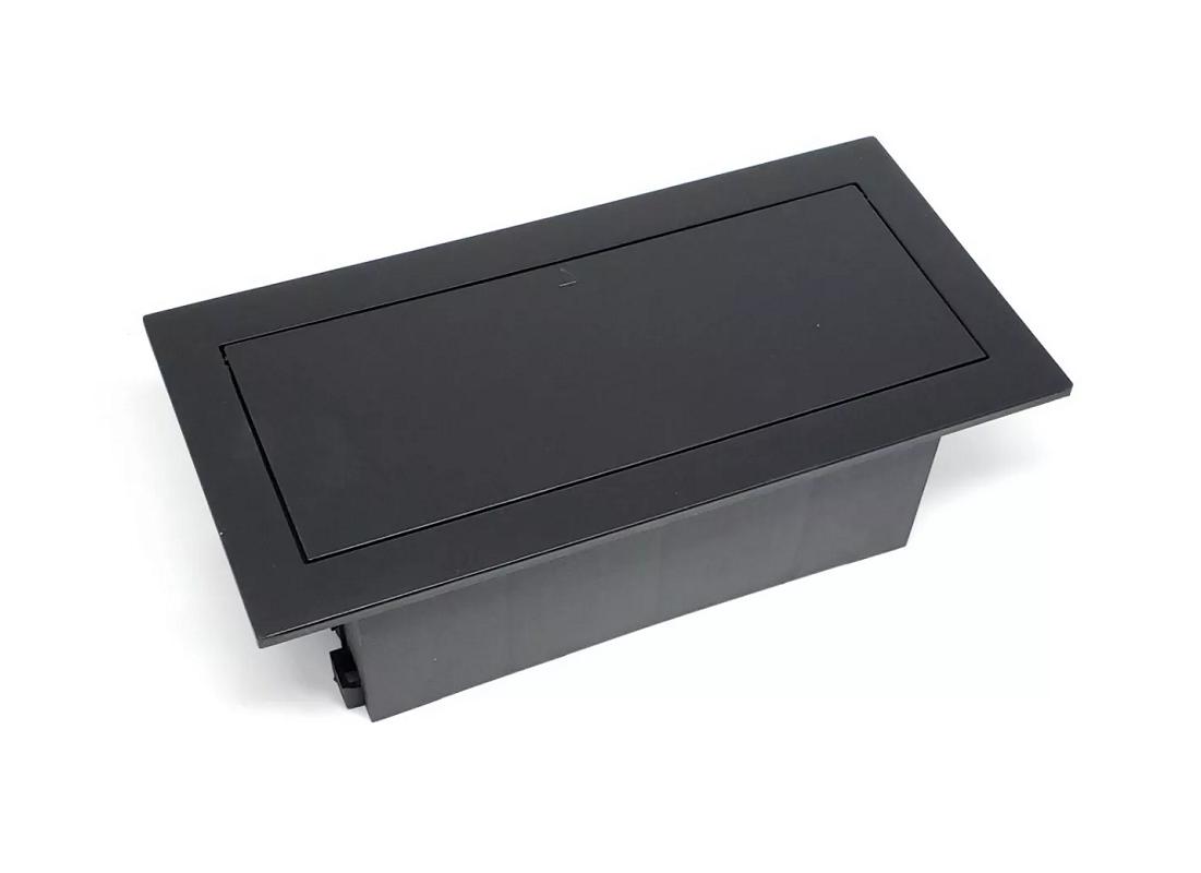 Tomada Para Embutir Em Mesa Completa QMF6-M10