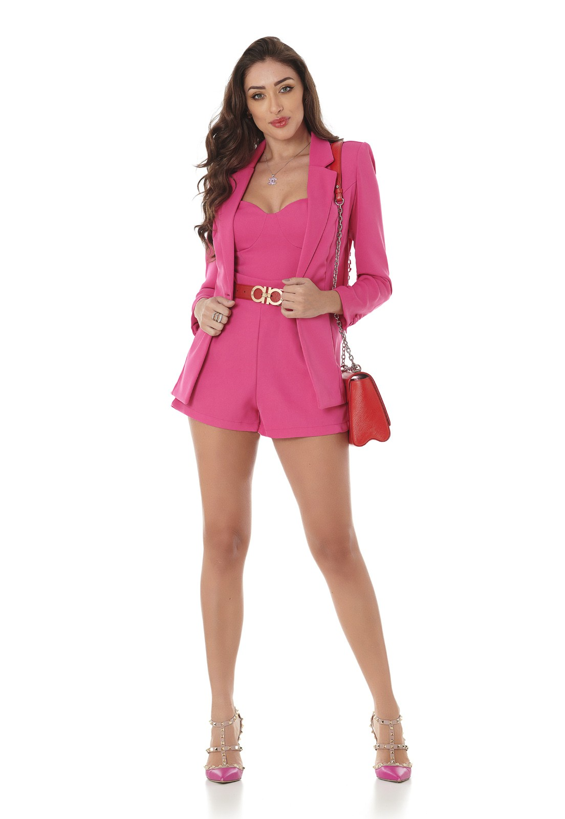 Blazer Texas Pink Lala Dubi