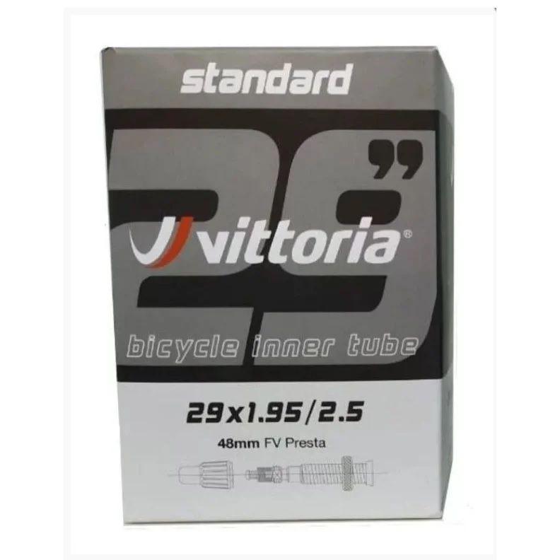 056127 CAMARA DE AR STANDARD 29X1.95/2.5 PRESTA 48MM - 1TA00038 - VITTORIA