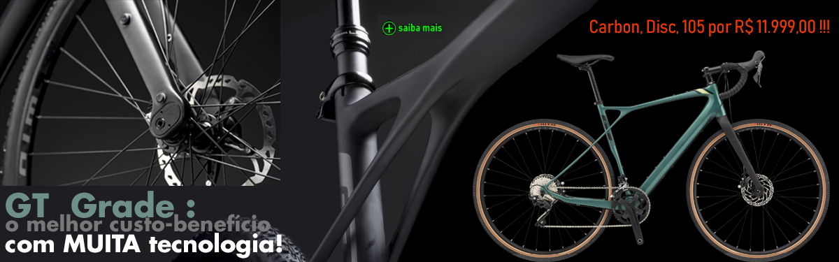 GT Gravel na Anderson Cycle Roots O MELHOR CUSTO-BENEFÍCIO