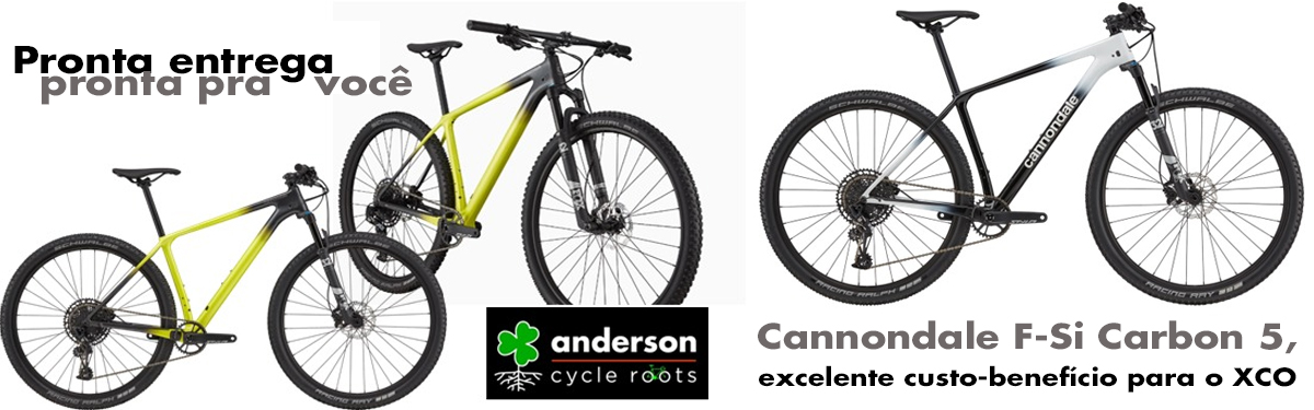 Cannondale Topstone Carbon na Anderson Cycle Roots