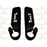 BAR ENDS TRANZ-X ERGO JD-894A PRETO
