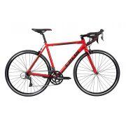 BICICLETA CALOI STRADA R700 G VERMELHO 2020