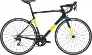 BICICLETA CANNONDALE SUPER SIX EVO CARBON 105 54 VERDE 2020