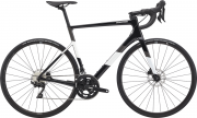 BICICLETA CANNONDALE SUPER SIX EVO CARBON DISC 105 56 PRETO 2020