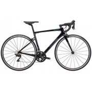 BICICLETA CANNONDALE SUPERSIX EVO CARBON 105 51 PRETO/FOSCO