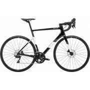 BICICLETA CANNONDALE SUPERSIX EVO CARBON DISC 105 58 PRETO 2021