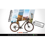 BICICLETA CANNONDALE TOPSTONE CARBON LEFTY 3 G CINZA 2021