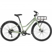 BICICLETA CANNONDALE TREADWELL EQP G VERDE 2020