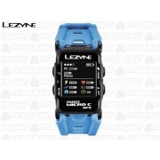 CICLO COMPUTADOR LEZYNE GPS WATCH COLOR SCREEN AZUL