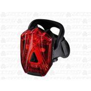 LANTERNA INFINI VISTA LIGHTI-260R 3 LED RECARREGAVEL USB