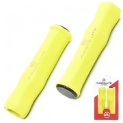 MANOPLA ABSOLUTE NBR2 AMARELO NEON NBR
