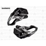 PEDAL ENCAIXE SPEED SHIMANO PD-R550 PRETO