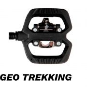PEDAL LOOK GEO TREKKING