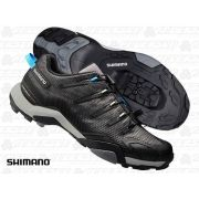 SAPATILHA MTB 38 BR SHIMANO TIPO TENIS SH-MT44L PRETO