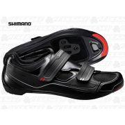 SAPATILHA SPEED SHIMANO SH-R065L 36 BR PRETO