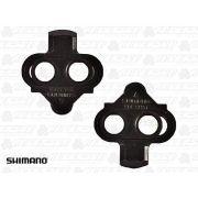 TACO MTB SHIMANO SPD SM-SH51 PRETO