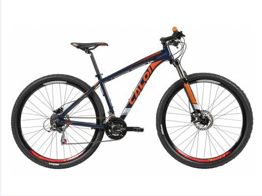 BICICLETA CALOI EXPLORER SPORT M AZUL 2019