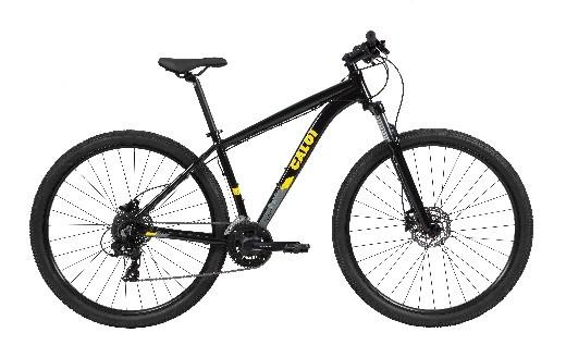 BICICLETA CALOI EXPLORER SPORT PP PRETO 2021
