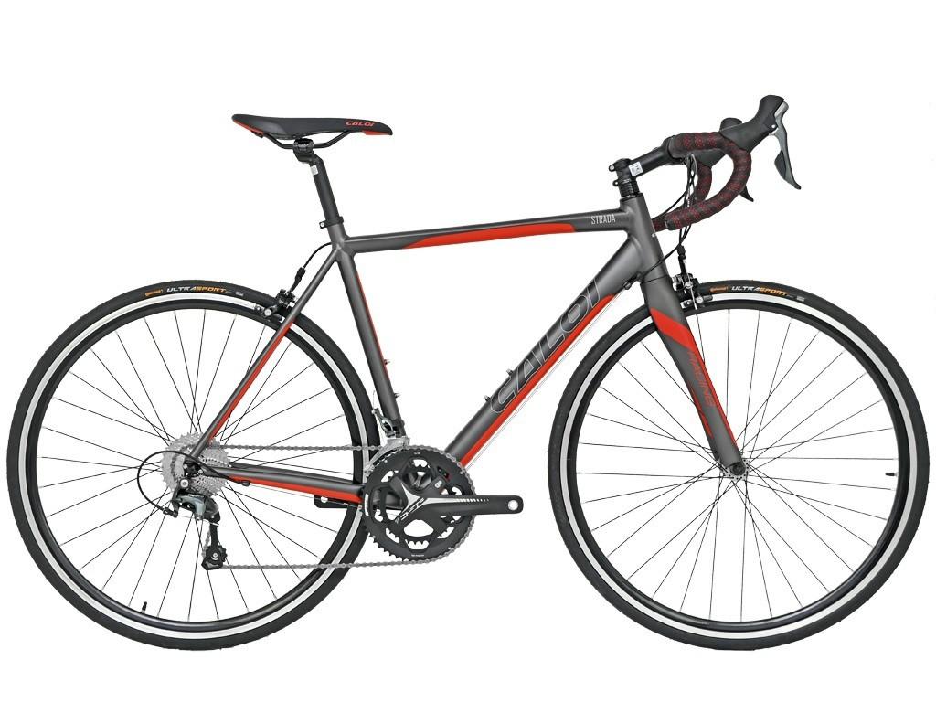 BICICLETA CALOI STRADA RACING R700 M CINZA 2020