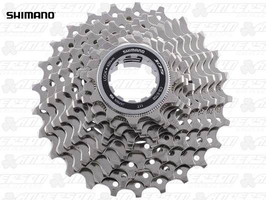 CASSETE SHIMANO  10V/ 11-28 105 CS-5700