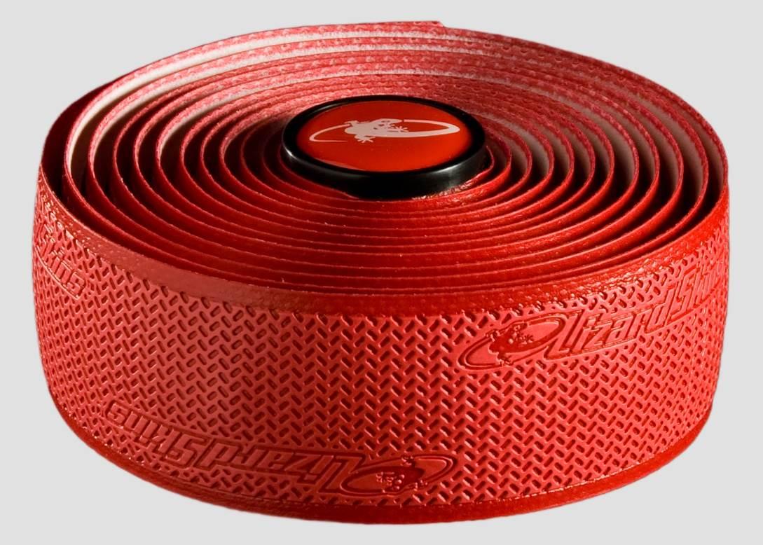 FITA DE GUIDÃO LIZARD SKINS DSPS500 -RED 2.5MM