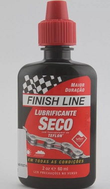 LUBRIFICANTE FINISH LINE SECO 60ML