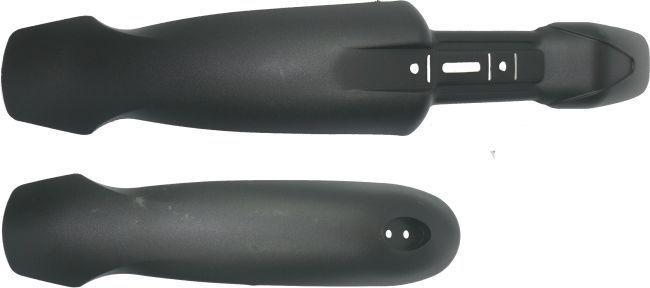PARALAMA GH335FR BLACK GARFO RIGIDO PLASTICO