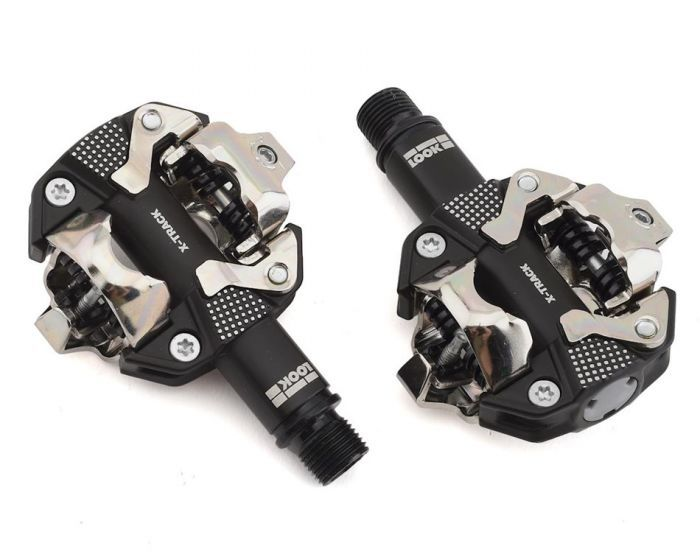 PEDAL LOOK X-TRACK GREY 18220