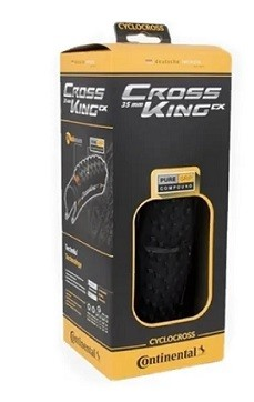 PNEU CONTINENTAL CICLOCROSS CROSS KING 700 X 35C  -PERFORMANCE 2018