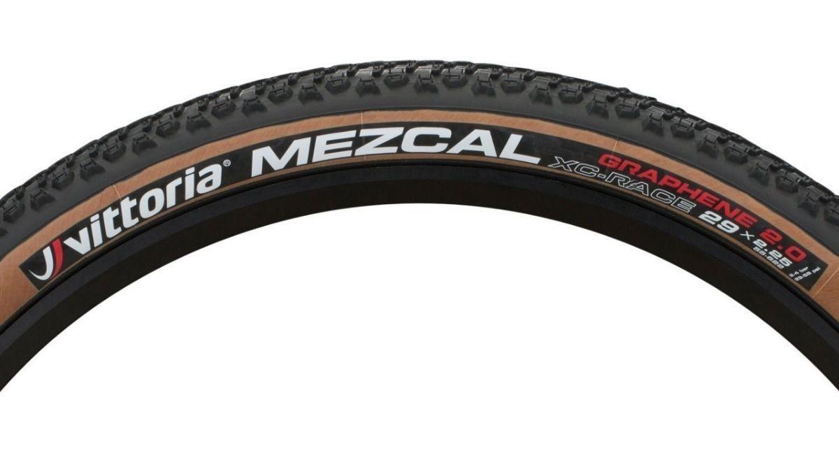 PNEU MTB VITTORIA MEZCAL III XC RACE 29X2.25 TLR G2.0 PTO/MARROM