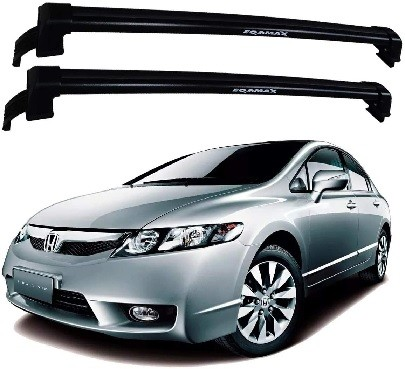 RACK NEW WAVE NEW CIVIC 2006 ATE 2011 PRETO