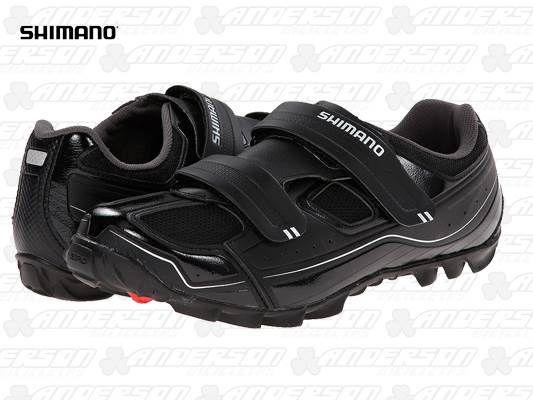 SAPATILHA MTB 39 BR SHIMANO SH-M065L PRETO