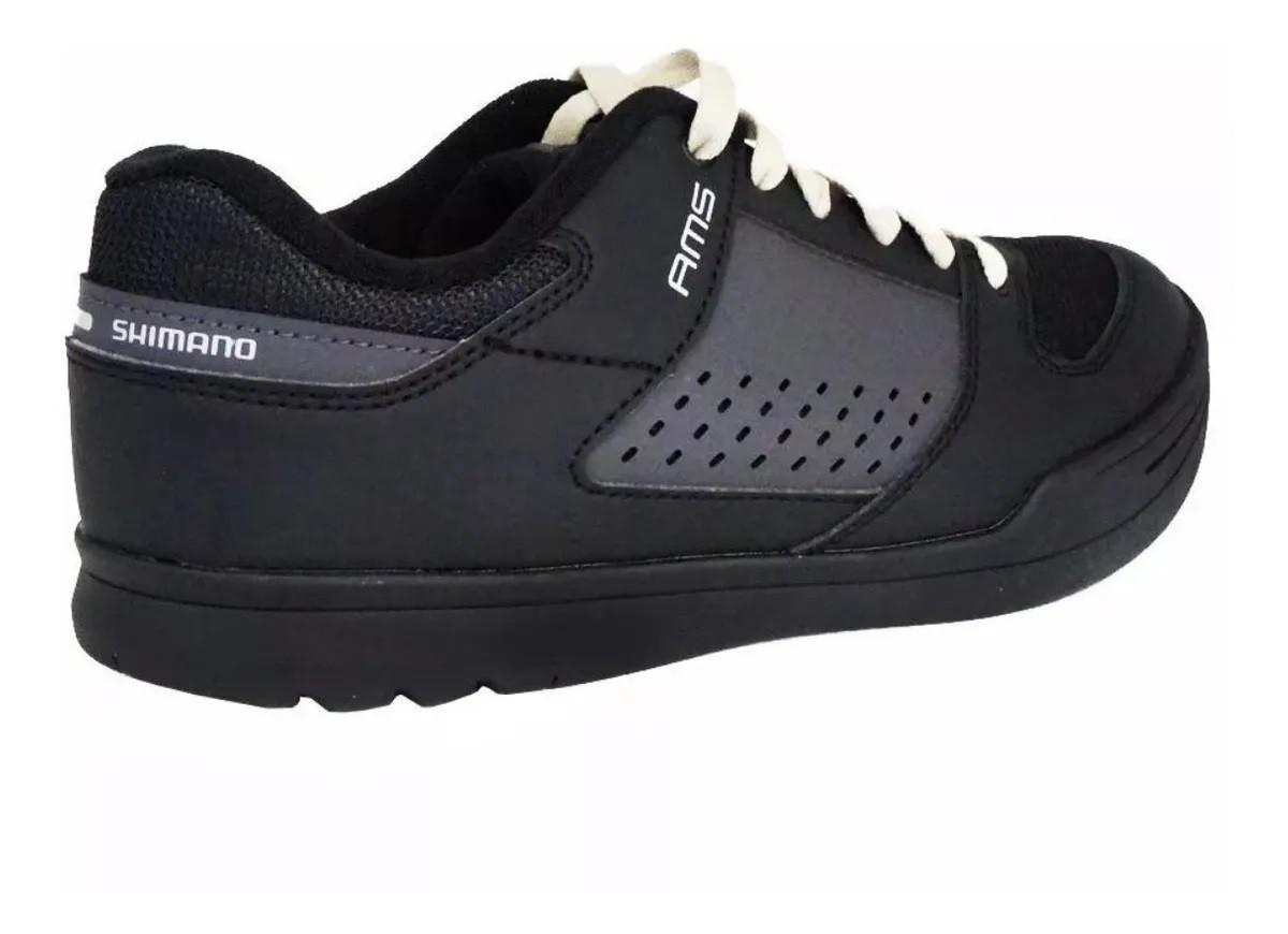 SAPATILHA MTB SHIMANO SH-AM501 TAM 38 VERMELHO/PRETO
