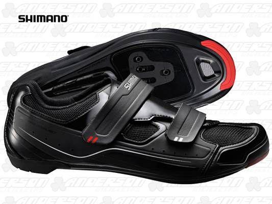 SAPATILHA SPEED SHIMANO SH-R065L 35 BR PRETO