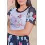 T-shirt feminina Lara Victória Princess