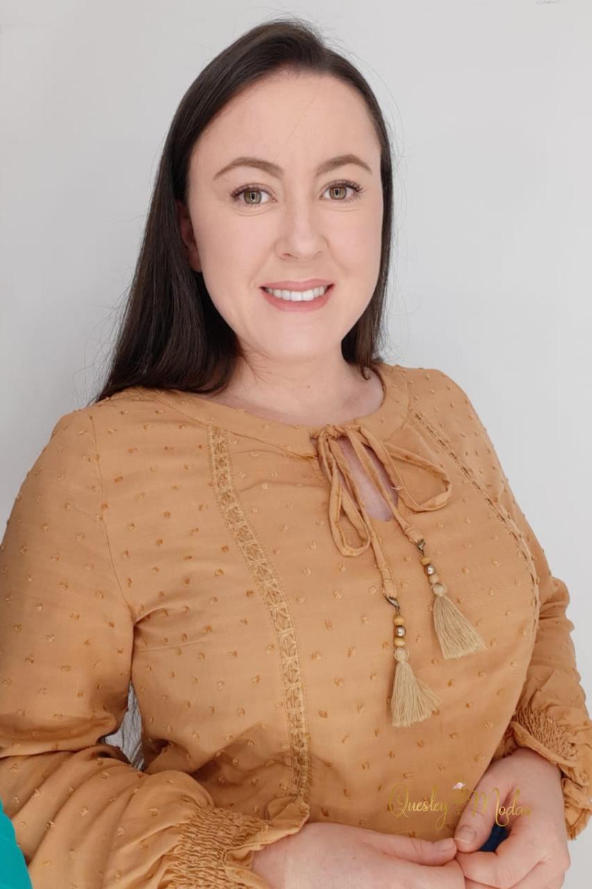 Camisa feminina em viscose plana Rowan